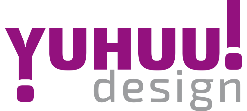 Y U H U U !  Grafikdesign